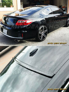 2013 2017 All Color For Honda Accord 9 Coupe Sk Design Roof Spoiler Wing