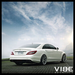 19 Stance Sf01 Silver Forged Concave Wheels Rims Fits Benz W218 Cls550 Cls63