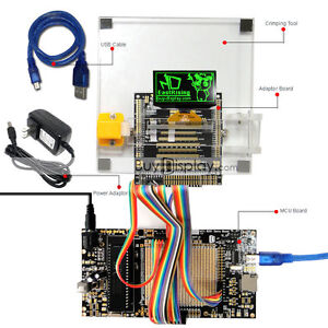 8051 Microcontroller Development Board Kit Usb Programmer For 2 4 oled D