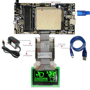8051 Microcontroller Development Board Kit Usb Programmer For 2 4 oled Display