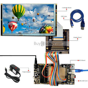 8051 Microcontroller Development Board Usb Programmer For 9 tft Lcd Display