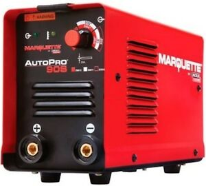 Marquette By Lincoln Electric Portable Arc Welder stick Welder Autopro 90s New