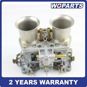 New 44idf Carburetor Fit For Vw Fiat Porsche Bug Beetle With Air Horn Carb