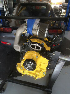 79 80 Rx7 Rotary Engine With Like New Parts