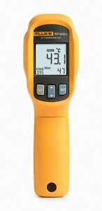 Fluke 62 Max Plus Infrared Thermometer 30c To 650c 22f To 1202f 62max
