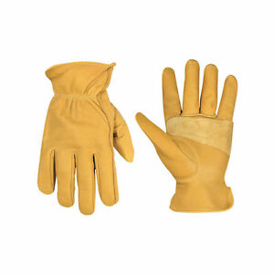 Clc 2060l Work Gloves Large Top Grain Goatskin Leather