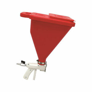 Spraymate Hg692 Drywall Hopper Gun Thermoplastic
