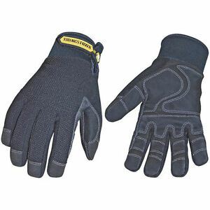 Youngstown Waterproof Winter Plus 03 3450 80 m Insulated Work Gloves Medium Mi