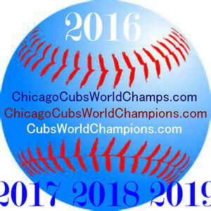 Three Chicago Cubs Domain Names Including Chicagocubsworldchampions com