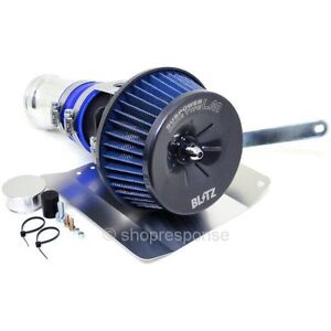 Blitz 56128 Sus Power Lm Air Intake Filter Blue Fits Fr S Frs Brz Toyota 86 Gt86