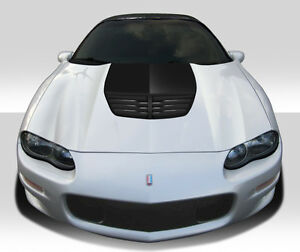 1998 2002 Chevrolet Camaro Stingray Z Hood 112409
