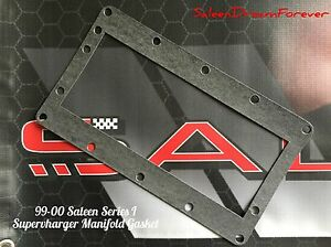 99 00 Saleen S281sc Mustang Series I Supercharger Intake Manifold Gasket Ford