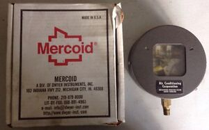 Dwyer Mercoid Pressure Control Switch Da 31 153 4
