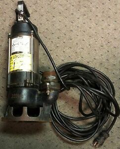 Electric Sump Pump Rockland County Business Equipment