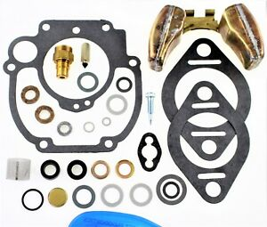 Zenith Carburetor Kit Float Fits Waukesha 6wakiwal Gwak 55055 55054c 10097 Zcb7