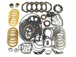 Cast Iron Powerglide Deluxe Rebuid Kit With Bushings Fits 1958 1962