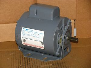 New Magnetek Century Electric 7 177312 01 1 6 Hp Ac Motor Made For Air Filter