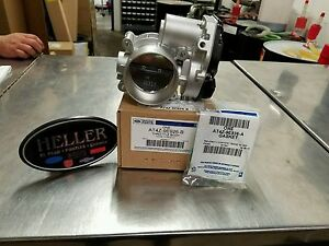 Ford Oem Throttle Body Assembly W Gskt At4z 9e926 B 2011 2014 3 5l 3 7l Look