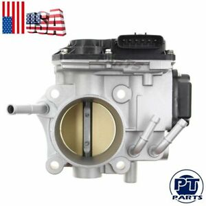 Throttle Body 63mm 2006 2007 For Honda Accord 2 Door 2 4l 07 11 Element