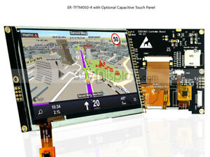 5 5 0 Inch Tft Lcd Display Module W capacitive Touch Panel pin Header tutorial