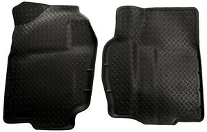 Husky Liners Front Floor Mats For 1994 01 Dodge Ram 1500 2500 3500 Black 30711
