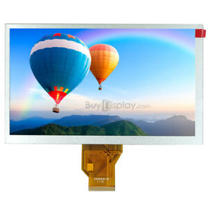 8 Inch Tft Lcd Display Module Screen 800x480 At080tn64 At080tn52 W optl Touch
