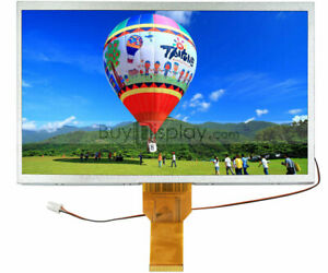 10 1 inch 1024x600 50 Pins Tft Lcd Display Module W optional Touch Panel