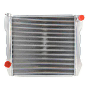 Cal Customs Aluminium Radiator Suit Ford Falcon Gt V8 early 19 High 24 Wide