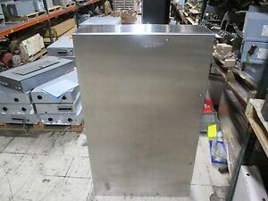 Hoffman Concept Stainless Steel 4x Enclosure Csd603612ssr Size 60x36x12