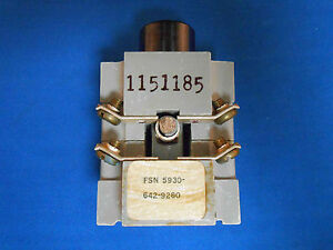 S1151185 Westinghouse Push Button Switch 400ac dc 10amp New Old Stock