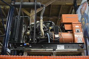 Generac 98a 06929 S Generator Single Phase Low Hours Propane