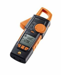 Testo 770 1 Hook clamp Digital Multimeter With Trms And Inrush 0590 7701