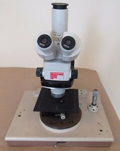 Nikon Smz 2t Sterezoom Trinocular Microscope W Other Parts Free Shipping Qb