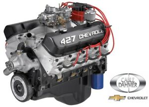 Chevrolet Performance Zz427 480 Hp Crate Engines 19331572