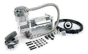 Viair 35030 Silver 350c 150 Psi Air Compressor Kit For Up To 5 Gallon Air Tanks