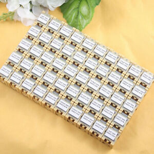 5500pcs 55 Value Smd 0603 1608 Capacitor Box Kit 1pf 1uf High Quality