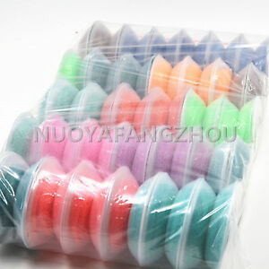 50x Dental Orthodontic Elastic Ultra Power Chain Colorful Closed Continuous Type