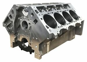 Dart Ls Next Aluminum Sbc Engine Block Ls Steel Main Caps 4 000 9 240