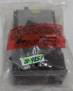 Red Lions Controls Thermocouple Meter Imt02063 4296 Nib pzb