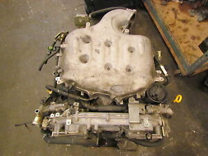 2003 Nissan 350z Long Block Assy With Extras See Pics