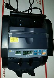 Royal Sovereign Rbc 650 Pro Business Bill Money Currency Cash Counter Machine