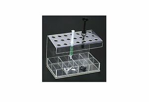 Plasdent Dental Premium Organizer Holder For Composite Syringes