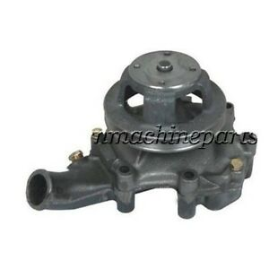 Water Pump Ford Tractor single Pulley 230a 231 2310 233 234 2610 2810 2910 333