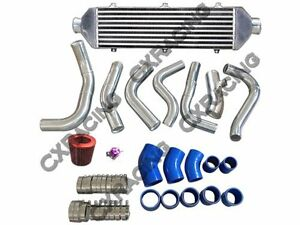 Intercooler Piping Bov Air Intake Kit For Mazdaspeed Protege 2 0l Turbo blue