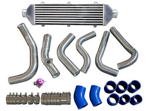 Intercooler Piping Bov Kit For 2003 Mazdaspeed Protege 2 0l Turbo blue