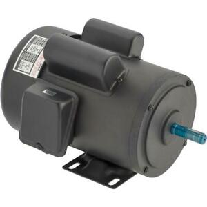 G2535 Grizzly Motor 1 1 2 Hp Single phase 3450 Rpm Tefc 110v 220v
