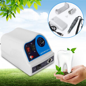 Dental Lab Marathon Electric Polishing Polisher Micromotor N8 45k Rpm Handpiece