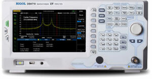 Rigol Dsa710 Spectrum Analyzer For Lower Frequency Rf Test 100khz 1 0 Ghz