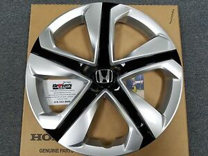 New Genuine Honda Civic 16 Inch Wheel Cover Hub Cap 44733 tba a13 one Cap