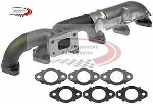 5 9l Fits Dodge Ram 2500 Ram 3500 Cummins Diesel Exhaust Manifold New W gasket